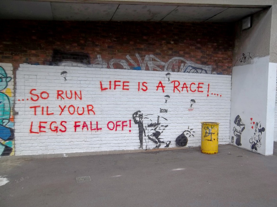 Life is a Race