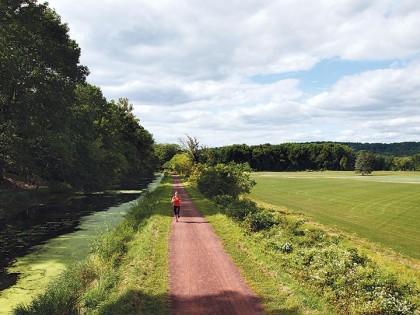 Bucks County Running Trails