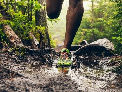 Feeling Anxious? Research Shows Trail Running Benefits Your Brain